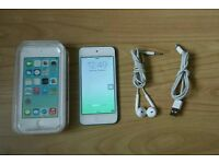 Blue iPod Touch 32GB in Excellent Condition