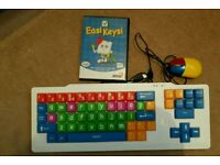Children's keyboard and mouse