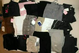 Large bundle of women's trousers (22 pairs) for resale