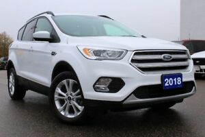 2018 Ford Escape SEL/4WD/CANADIAN TOURING PKG/