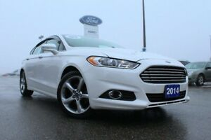 2014 Ford Fusion SEBIG SCREEN & TECH PACKAGE...THIS CAR HAS IT A