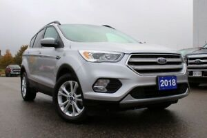2018 Ford Escape SEL/4WD/ CANADIAN TOURING PKG/