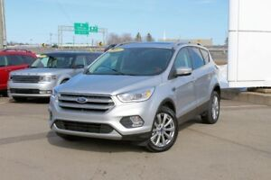 2017 Ford Escape Titanium4WD /LANE KEEPING SYSTEM/ADAPTIVE CRUIS