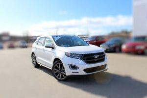 2017 Ford Edge Sport401A  AWD $8000 IN OPTIONS HTD/COOLED FRNT S