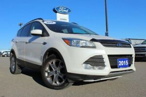 2015 Ford Escape SE SE 4X4 WITH THE 201A PACKAGE---THAT MEANS TO