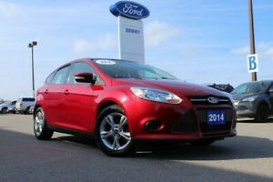2014 Ford Focus SE ONE OWNER---LOCAL FOCUS WITH DOWNEY DEAL PRIC
