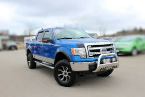 2013 Ford F-150 XLT4X4 SUPERCREW 5.0L V8
