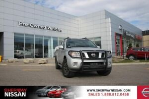 2016 Nissan Frontier Pro 4X,ONLY 22000kms,one owner accident fre