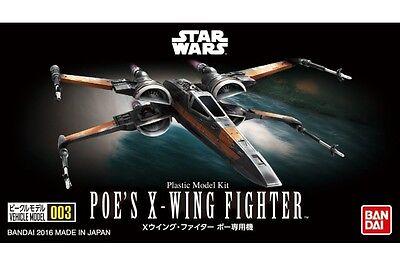 Star Wars Model Kit Poe