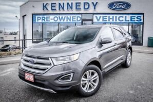 2015 Ford Edge SELLeather Navi Pano Roof Remote St