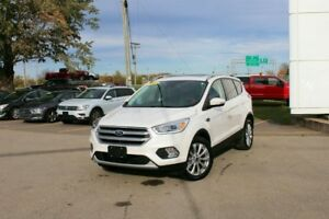 2017 Ford Escape Titanium4WD!! PARKING PKG!!  PAN ROOF!! L@@K!!