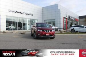 2015 Nissan Rogue SL AWD,accident free trade.Snows included !