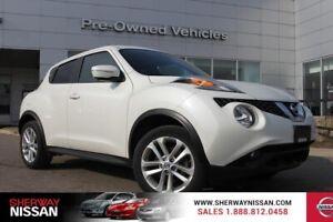 2015 Nissan JUKE SL,,leather,navigation.Clean carproof.Nissan ce