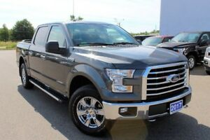 2017 Ford F-150 XLT5.0L V8 4X4 SUPERCREW