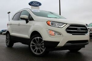 2018 Ford EcoSport TitaniumFIRST ECO SPORT ON THE PRE OWNED LOT-