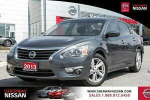 2013 Nissan Altima sv,one owner trade!