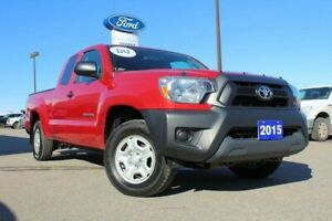 2015 Toyota Tacoma GAS SIPPING---LONG LASTING RUN ABOUT TRUCK RI