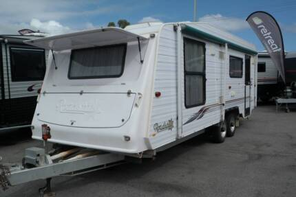 2006 ROADSTAR DAINTREE SEMI-OFFROAD 21' $34,990