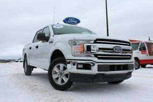 2018 Ford F-150 XLT V-8 POWER AND XLT OPTIONS!! 4X4 AND SAVE FRO