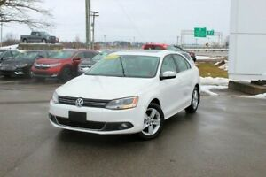 2013 Volkswagen Jetta Sedan ComfortlineDIESEL!!! HEATED SEATS!!