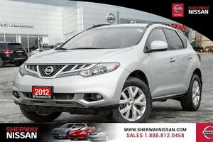 2013  Murano AWD 4dr S