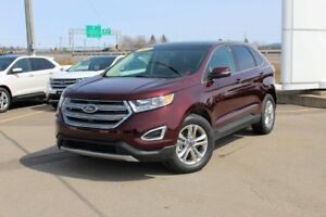 2017 Ford Edge SEL-AWD /TWIN PANEL ROOF/NAV!