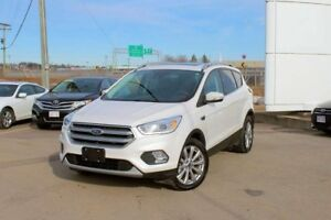 2017 Ford Escape Titanium TITANIUM LOADED! PARKING PACKAGE! WOW!