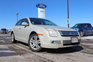 2008 Ford Fusion SEL AS TRADED---NO FINANCING AVAILABLE---