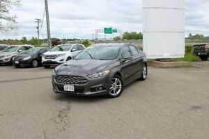 2015 Ford Fusion Titanium Hybrid!! ONLY 50825KMS!! SONY SOUND SY
