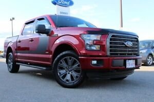 2016 Ford F-150 XLTSPECIAL EDITION, XLT SPRT PACKAGE