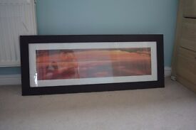 Wall picture x2 , like new, worth over £20