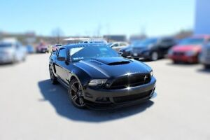 2014 Ford Mustang GTOVER 600 hp! Ford Racing done right from the