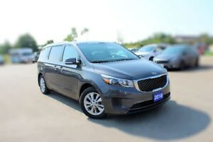 2018 Kia Sedona LXIF YA GOTTA DRIVE A VAN IT MIGHT AS WELL BE TH