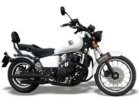 Special Offer WK Cruiser - 125cc Motorcycle - 1 Yr Parts & Labour Warranty - Finance Available!