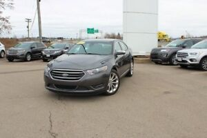2017 Ford Taurus LimitedAWD!! ONLY 12725KMS!! WOW!!  LOADED!!