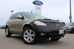 2006 Nissan Murano SEAS TRADED UNIT, NO FINANCING AVAILABLE