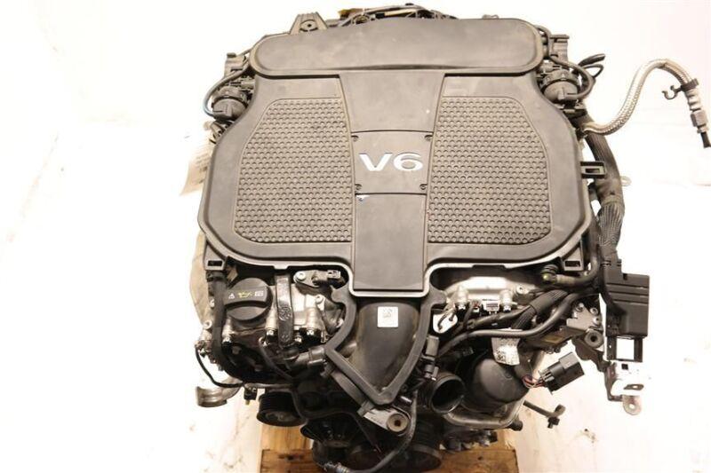 2013 Mercedes-Benz C350 W204 Engine Long Block Motor 3.5L V6 OEM