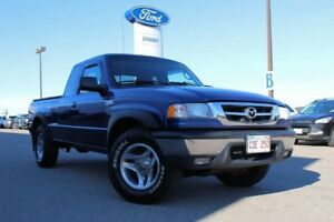 2010 Mazda B-Series Pickup SE/4WD/ 4.0L V6 ENGINE/ MANUAL/