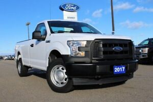2017 Ford F-150 XLREG CAB 4X4 WITH POWER OPTIONS...MEAT AND POTA