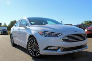 2017 Ford Fusion SE LOW KMS, SE, AWD, LUXURY PKG WITH NAVI !!