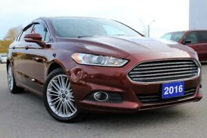 2016 Ford Fusion SEA MUST SEE!!! PRICED TO SELL, 4DR MID- SIZE C