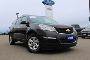 2016 Chevrolet Traverse LS AWESOME SUV RIGHT HERE!! DON'T FEAR T