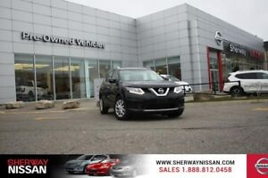 2015 Nissan Rogue S FWD,accident free Nissan certified preowned,