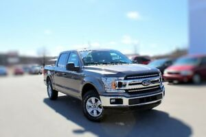 2018 Ford F-150 XLT4X4 SUPERCREW 5.0L V8
