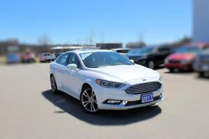 2017 Ford Fusion Titanium AWD LOW KMS 2.0L