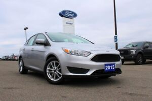 2015 Ford Focus SEHEATED STEERING WHEEL WILL CHANGE YOUR LIFE! S