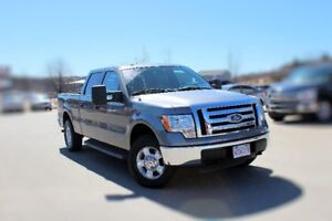 2010 Ford F-150 XLT 4X4 5.4L V8 6 SPEED