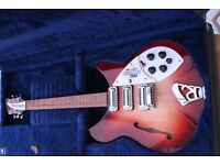1998 Pete Townshend Signature Rickenbacker Six String