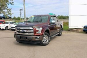 2015 Ford F-150 LariatNAVIGATION!! HEATED AND COOLED SEATS!! 5.0