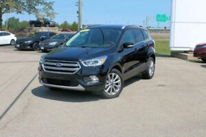 2017 Ford Escape TitaniumPANO ROOF/ NAVIGATION/ ONLY 15513KMS!!